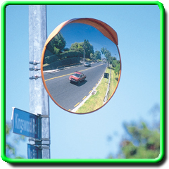 Premium Acrylic Safety Mirror