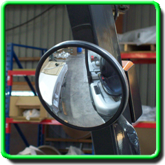 Forklift All Purpose Mirror