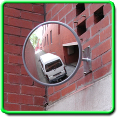 Heavyweight Stainless Steel Mirror